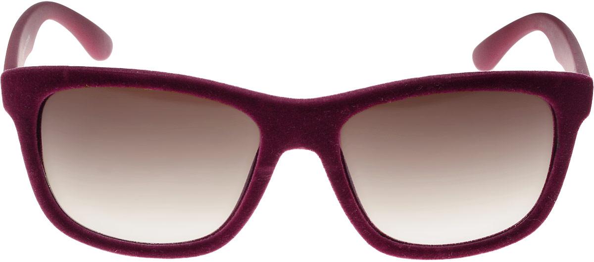 Очки солнцезащитные женские Vittorio Richi, цвет: красный. ОС9051W07-694/17fINT-06501Очки солнцезащитные Vittorio Richi это знаменитое итальянское качество и традиционно изысканный дизайн.