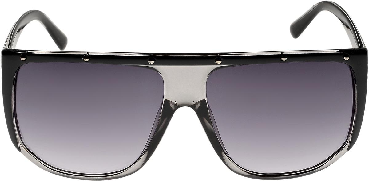 Очки солнцезащитные мужские Vittorio Richi, цвет: черный. ОС4128c404-637-2/17fBM8434-58AEОчки солнцезащитные Vittorio Richi это знаменитое итальянское качество и традиционно изысканный дизайн.