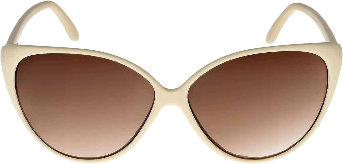 Очки солнцезащитные женские Vittorio Richi, цвет: бежевый. ОСкиски/17fBM8434-58AEОчки солнцезащитные Vittorio Richi это знаменитое итальянское качество и традиционно изысканный дизайн.
