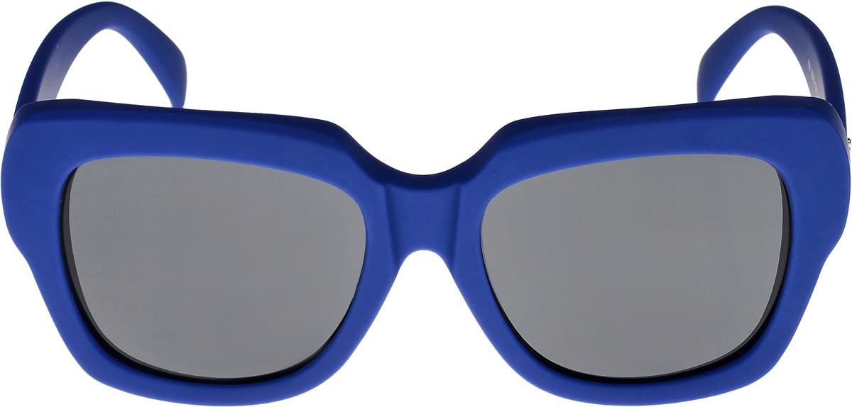 Очки солнцезащитные женские Vita Pelle, цвет: синий. ОС1091с6/17fBM8434-58AEОчки солнцезащитные Vita Pelle это знаменитое итальянское качество и традиционно изысканный дизайн.