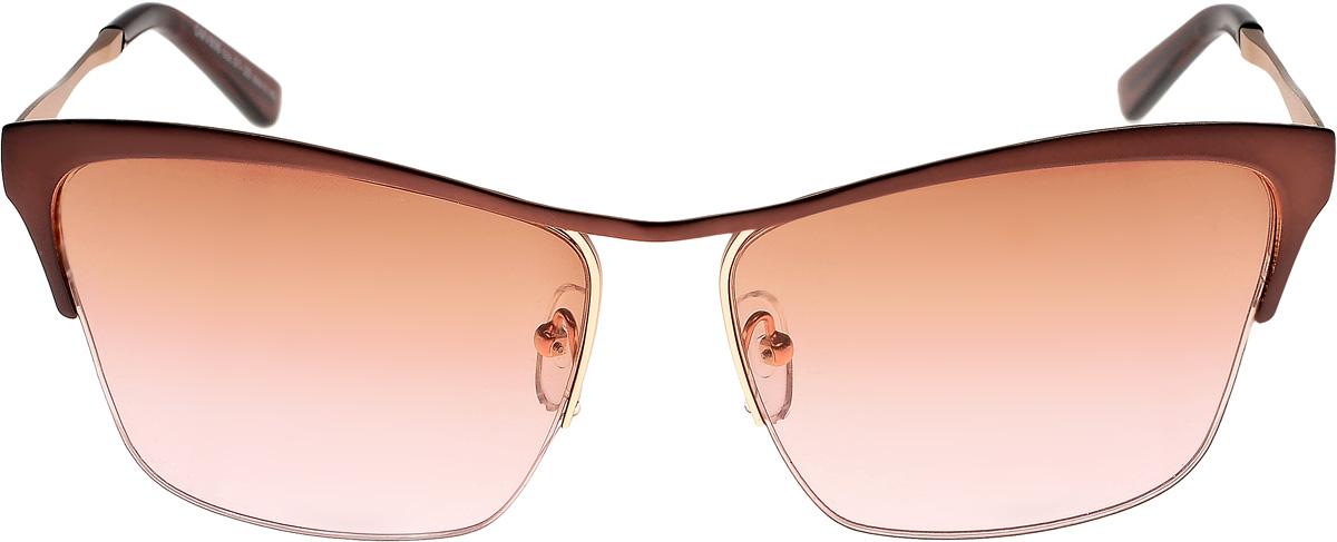 Очки солнцезащитные женские Vita Pelle, цвет: коричневый, розовый. ОС806с01-20/17fBM8434-58AEОчки солнцезащитные Vita Pelle это знаменитое итальянское качество и традиционно изысканный дизайн.