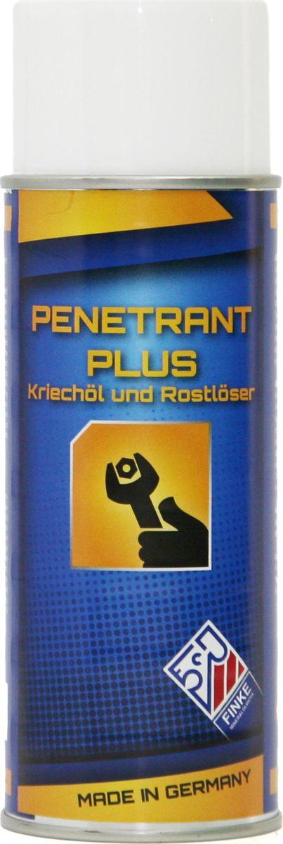 Смазка Finke Aviaticon Penetrant +, 400 млEL-0501.04Смазка Finke Aviaticon Penetrant + - мультифункциональный спрей в баллончике, который может быть использован для удаления ржавчины, в качестве смазки, проникающего масла, а также в качестве антифрикционного масла. AVIATICON Penetrant Plus применяется в чистом виде на поверхности путем распыления. Применение: - бюджетное решение для индустриального сегмента,- для использования в винтовых соединениях, а также для болтов, пружин, шарниров, цепей и кабелей, арматуры, металлических поверхностей, в качестве вспомогательного средства сборки. Важно: Перед применением поверхности должны быть тщательно очищены, чтобы обеспечить равномерное нанесение и образование тонкой однородной пленки из смазочного материала. При распылении баллон должен находиться в вертикальном положении, а распыление должно быть произведено тонко и равномерно с расстояния около 30 см. Не допускать нагрев баллончика свыше 50°С, защищать от прямого солнечного света. Не допускать распыление на открытый огонь или горящие объекты. Запрещается бросать пустой баллончик в огонь. Преимущества: - хорошая защита от коррозии,- не воздействует на кожу,- устойчивость к воздействию влаги.