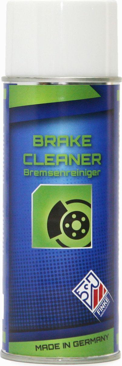 Очиститель тормозов Finke Aviaticon Brake Cleaner, 400 млRC-100BICОчиститель тормозов Finke Aviaticon Brake Cleaner - это универсальный обезжириватель для деталей сцепления, тормозов, тормозных колодок, карбюратора, клапанов. Очиститель в виде аэрозоля является экологически чистым, полностью обезжиривает без остатка все металлические предметы, стекло, керамику и дерево. Удаляет трудновыводимые загрязнения от жира, масла, грязи, пыли или аналогичных материалов; остатки клеев и герметиков. Кроме того, Finke AVIATICON Brake Cleaner быстро испаряется, не оставляя следов и не вызывает коррозии. Применение: • Мощный очиститель, идеально подходит для использования на сервисных станциях• Максимальный диапазон использования в автомобилях: эффективен против жиров, масел и других загрязнений тормозов, сцепления, стартера, генератора, двигателя и т.д. • Устраняет влагу и восковые следы на металлических поверхностях. Важно: Перед применением поверхности должны быть тщательно очищены, чтобы обеспечить равномерное распределение и получение однородной пленки из смазочного материала. При распылении баллончик должен находиться в вертикальном положении, а жидкость должна быть распылена тонко и равномерно с расстояния около 30 см. Баллончики должны быть защищены от нагрева более чем 50°С и от прямого солнечного света. Струя не должна быть направлена на горящие или светящиеся объекты. Запрещается вскрывать пустой баллончик, а также сжигать его после использования. Преимущества: • простота использования• эффективно удаляет жир• быстро сохнет• не оставляет следов и разводов
