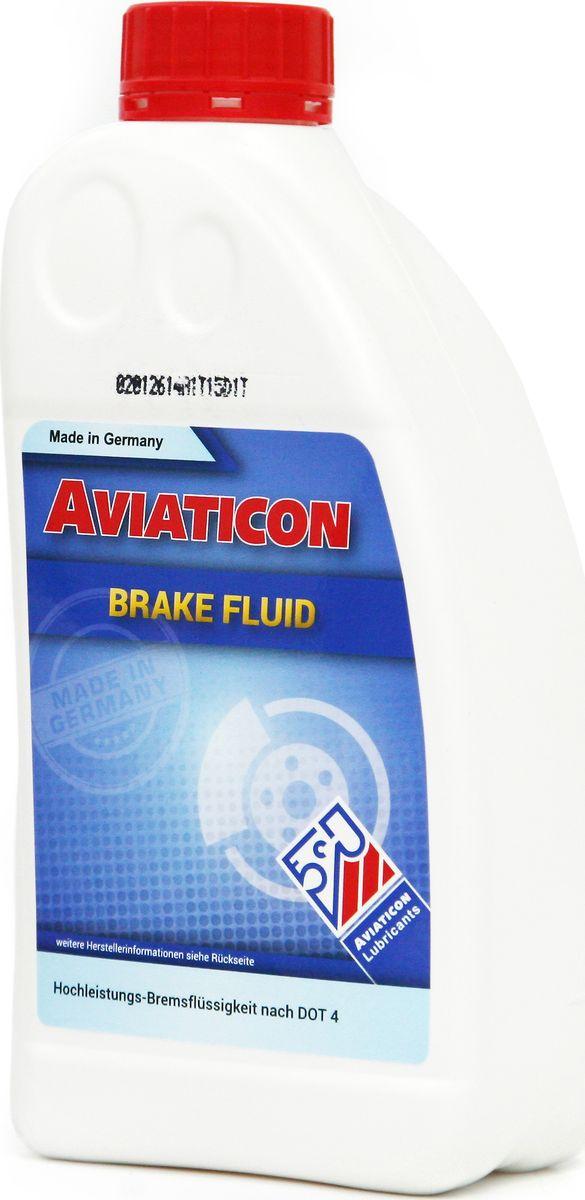 Тормозная жидкость Finke Aviaticon Brake-Fluid, 1 л531-125AVIATICON Brake Fluid это специальная жидкость для гидравлических тормозов и сцепления систем легковыхавтомобилей, грузовых автомобилей, мотоциклов, сельскохозяйственной техники, строительной техники и т.д.AVIATICON Brake Fluid основана на полигликоле. Содержит гликоли в качестве смазочныхматериалов, ингибиторов коррозии и эффективных антиоксидантов.