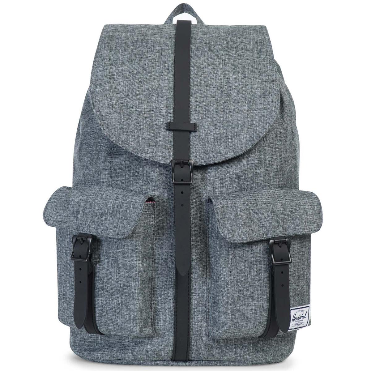 Рюкзак городской Herschel Dawson (A/S), цвет: темно-серый. 828432092246ГризлиРюкзак Herschel Dawson ™ функциональный и вместительный, создан для разведки. Удобные внешние карманы.