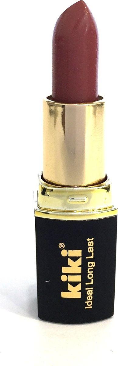 Kiki Помада для губ Ideal Long Last 317, 4 грSC-FM20104Мягкая текстура и устойчивая консистенция помады KIKI IDEAL LONG LAST равномерно наносится на губы, не вызывает ощущение сухости. Питает и увлажняет губы, придает насыщенный стойкий цвет. Разнообразная палитра оттенков, в том числе матовая и с перламутровыми цветными эффектами.