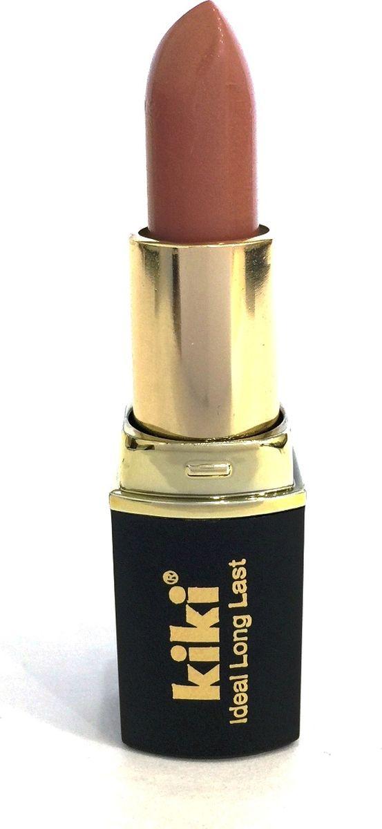 Kiki Помада для губ Ideal Long Last 322, 4 грNL113-81921Мягкая текстура и устойчивая консистенция помады KIKI IDEAL LONG LAST равномерно наносится на губы, не вызывает ощущение сухости. Питает и увлажняет губы, придает насыщенный стойкий цвет. Разнообразная палитра оттенков, в том числе матовая и с перламутровыми цветными эффектами.