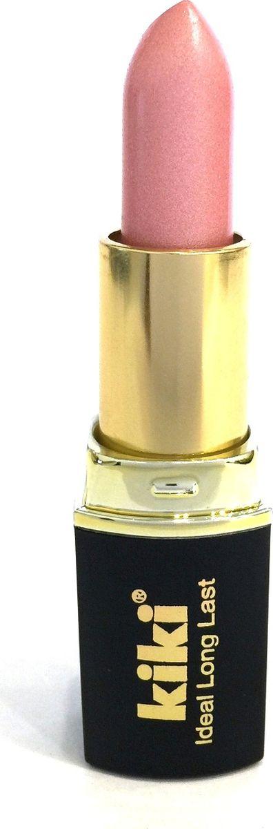 Kiki Помада для губ Ideal Long Last 343, 4 гр143100000Мягкая текстура и устойчивая консистенция помады KIKI IDEAL LONG LAST равномерно наносится на губы, не вызывает ощущение сухости. Питает и увлажняет губы, придает насыщенный стойкий цвет. Разнообразная палитра оттенков, в том числе матовая и с перламутровыми цветными эффектами.