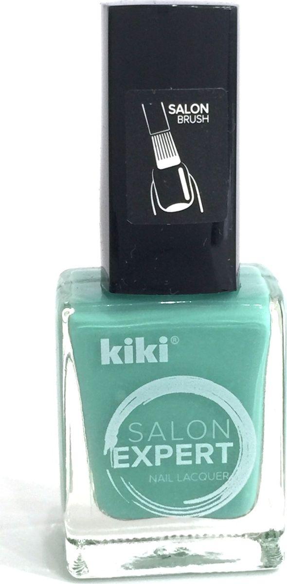 Kiki Лак для ногтей Salon Expert 007, 10 млперфорационные unisexKIKI Salon Expert - профессиональная линейка лаков для ногтей. Имеет плотную текстуру, мягко и равномерно ложиться, а удобная широкая кисточка обеспечивает качественное нанесение лака, как в салоне красоты. Яркие и насыщенные цвета лака обладают глянцевым блеском.