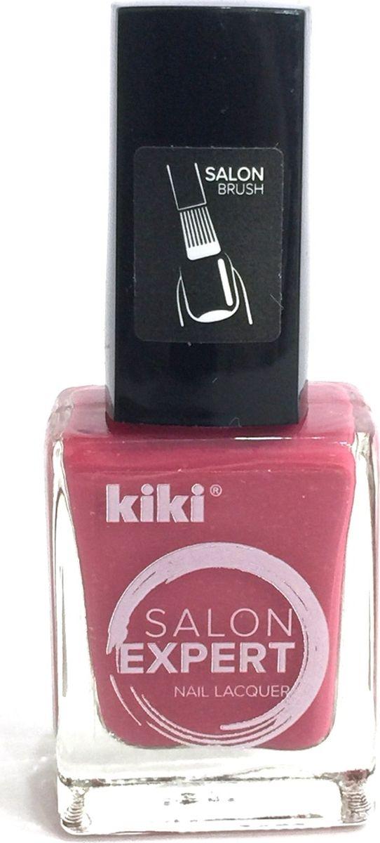 Kiki Лак для ногтей Salon Expert 022, 10 млFA-8116-1 White/pinkKIKI Salon Expert - профессиональная линейка лаков для ногтей. Имеет плотную текстуру, мягко и равномерно ложиться, а удобная широкая кисточка обеспечивает качественное нанесение лака, как в салоне красоты. Яркие и насыщенные цвета лака обладают глянцевым блеском.
