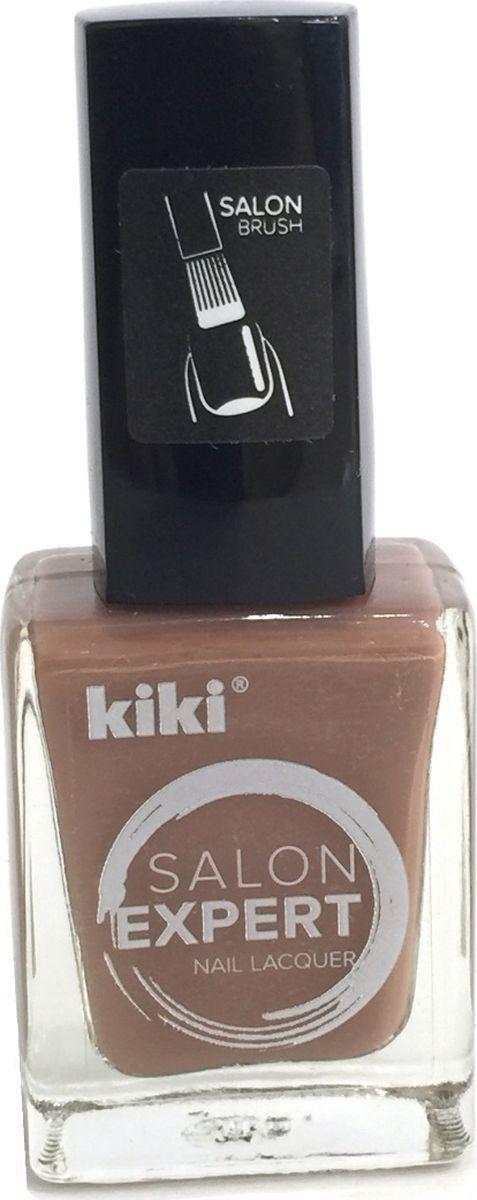 Kiki Лак для ногтей Salon Expert 034, 10 мл101300538KIKI Salon Expert - профессиональная линейка лаков для ногтей. Имеет плотную текстуру, мягко и равномерно ложиться, а удобная широкая кисточка обеспечивает качественное нанесение лака, как в салоне красоты. Яркие и насыщенные цвета лака обладают глянцевым блеском.