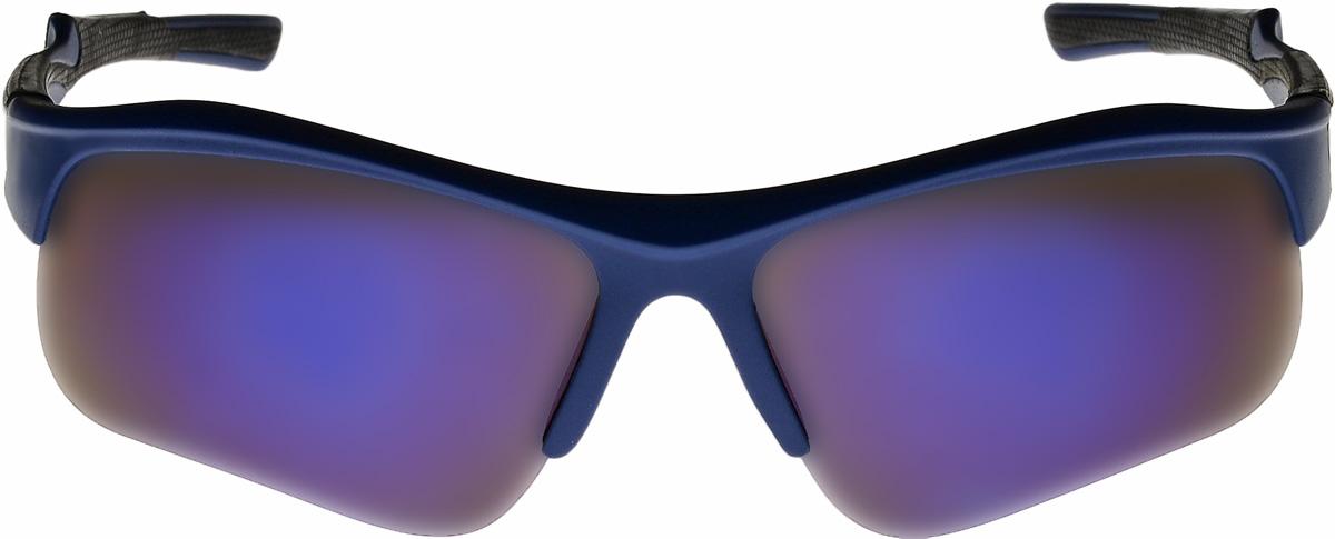 Очки солнцезащитные мужские Vita Pelle, цвет: синий. ОС9006c03/17fBM8434-58AEОчки солнцезащитные Vita Pelle это знаменитое итальянское качество и традиционно изысканный дизайн.