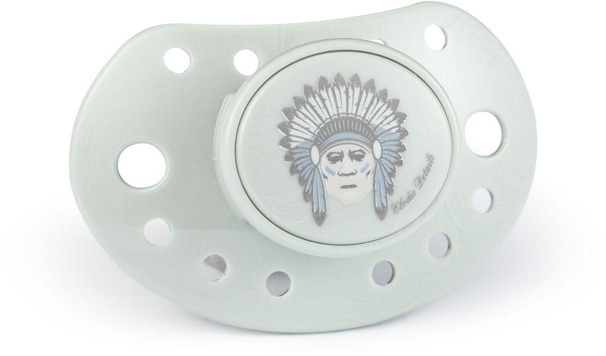 Elodie Details Пустышка Indian Chief от 3 месяцев elodie details пустышка marble grey от 3 месяцев
