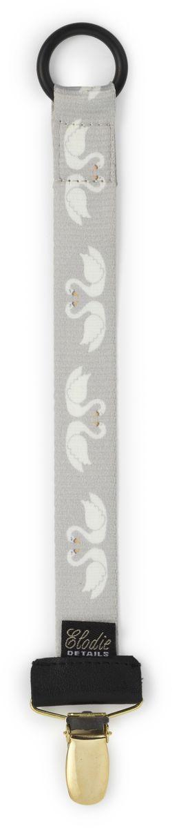 Elodie Details Клипса-держатель для соски-пустышки The Ugly Duckling от 0 месяцев elodie details пустышка marble grey от 3 месяцев