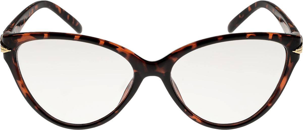 Очки солнцезащитные женские Vittorio Richi, цвет: тигровый. ОС3028c3/17fBM8434-58AEОчки солнцезащитные Vittorio Richi это знаменитое итальянское качество и традиционно изысканный дизайн.