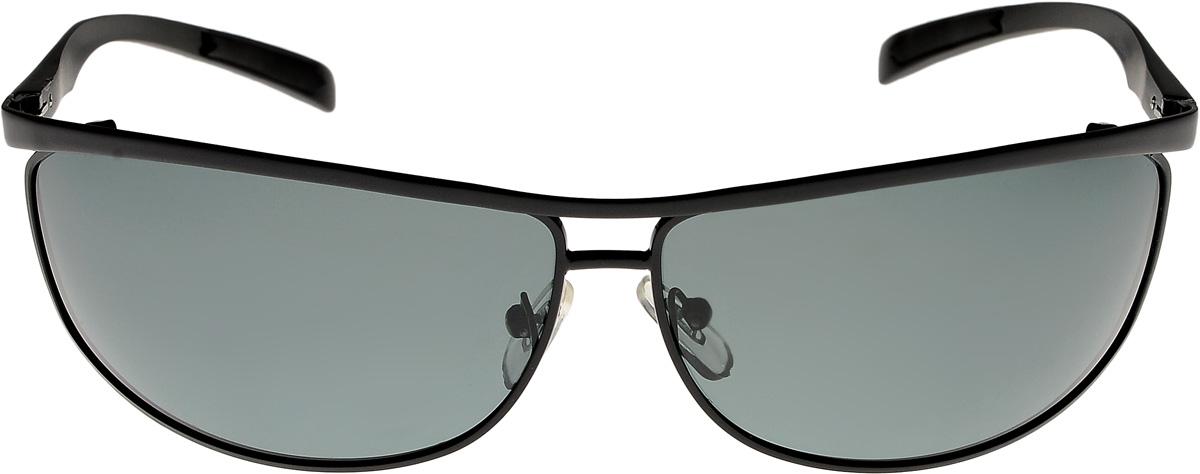 Очки солнцезащитные мужские Vittorio Richi, цвет: черный. ОС80054-8/17fINT-06501Очки солнцезащитные Vittorio Richi это знаменитое итальянское качество и традиционно изысканный дизайн.