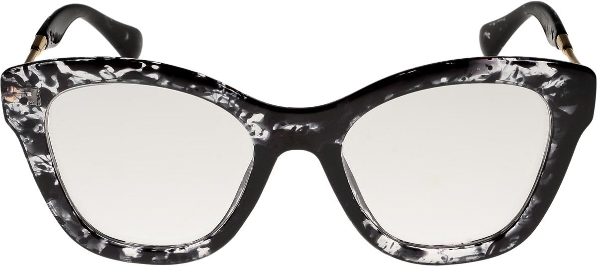 Очки солнцезащитные женские Vittorio Richi, цвет: черный, прозрачный. ОС3421с4/17fINT-06501Очки солнцезащитные Vittorio Richi это знаменитое итальянское качество и традиционно изысканный дизайн.