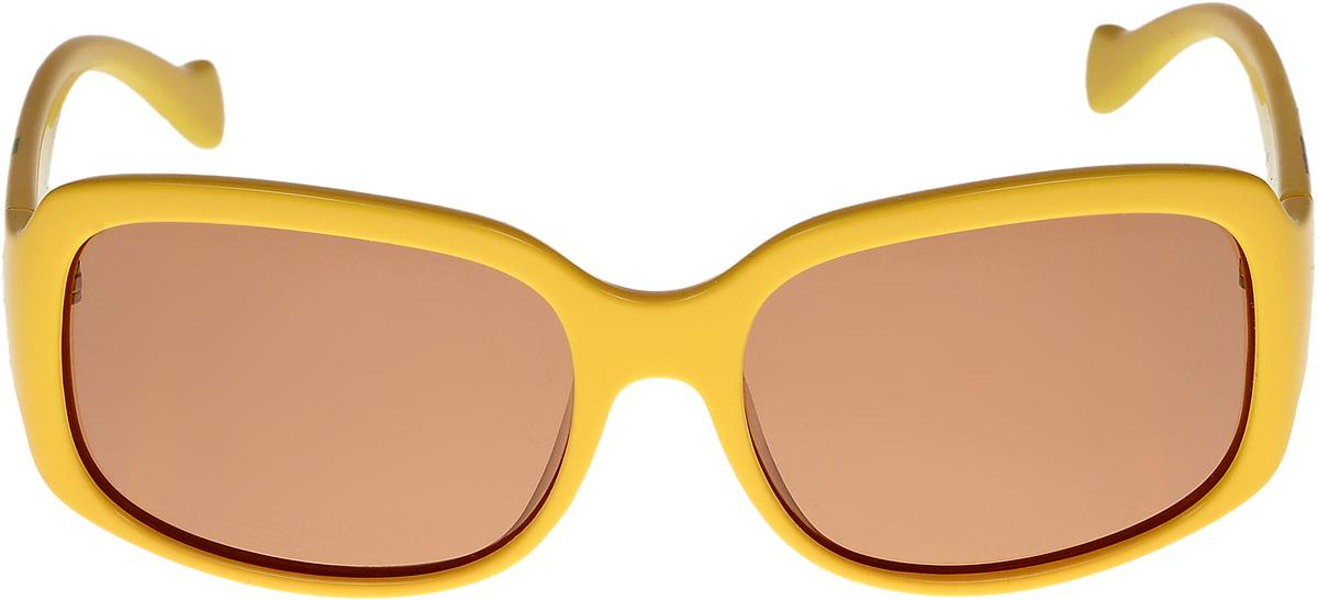 Очки солнцезащитные детские Vittorio Richi, цвет: желтый. ОС0309с17-22/17fINT-06501Очки солнцезащитные Vittorio Richi это знаменитое итальянское качество и традиционно изысканный дизайн.