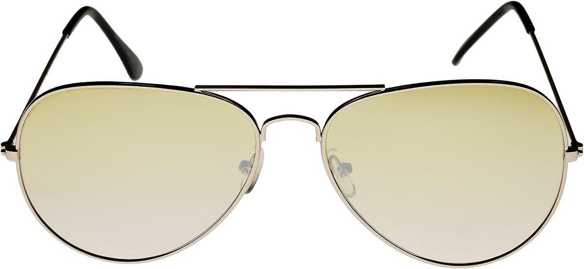 Очки солнцезащитные Vittorio Richi, цвет: желтый. ОС3028/17fBM8434-58AEОчки солнцезащитные Vittorio Richi это знаменитое итальянское качество и традиционно изысканный дизайн.