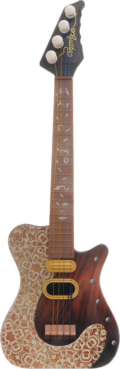 Veld-Co Гитара струнная цвет коричневый