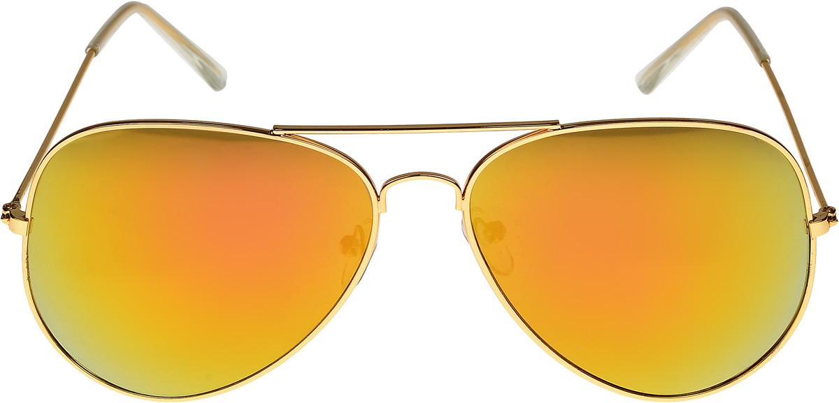 Очки солнцезащитные женские Vittorio Richi, цвет: золотистый. ОС3028/17fBM8434-58AEОчки солнцезащитные Vittorio Richi это знаменитое итальянское качество и традиционно изысканный дизайн.