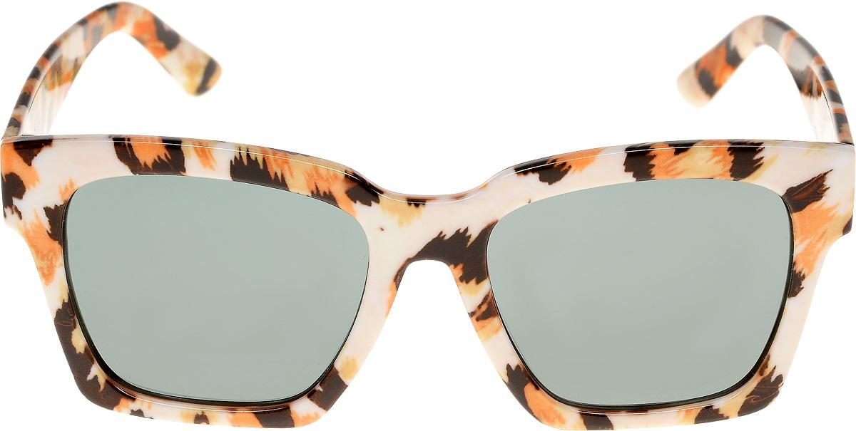 Очки солнцезащитные детские Vittorio Richi, цвет: тигровый. ОС1806/17fINT-06501Очки солнцезащитные Vittorio Richi это знаменитое итальянское качество и традиционно изысканный дизайн.