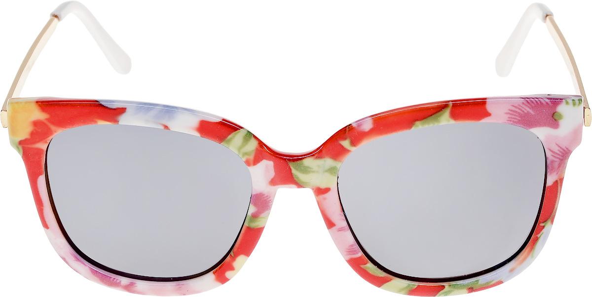 Очки солнцезащитные детские Vittorio Richi, цвет: красный. ОС1801/17fINT-06501Очки солнцезащитные Vittorio Richi это знаменитое итальянское качество и традиционно изысканный дизайн.