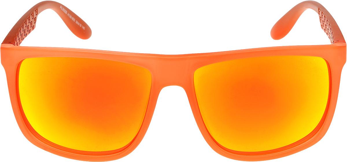 Очки солнцезащитные женские Vittorio Richi, цвет: оранжевый. ОС9008c136-655/17fBM8434-58AEОчки солнцезащитные Vittorio Richi это знаменитое итальянское качество и традиционно изысканный дизайн.