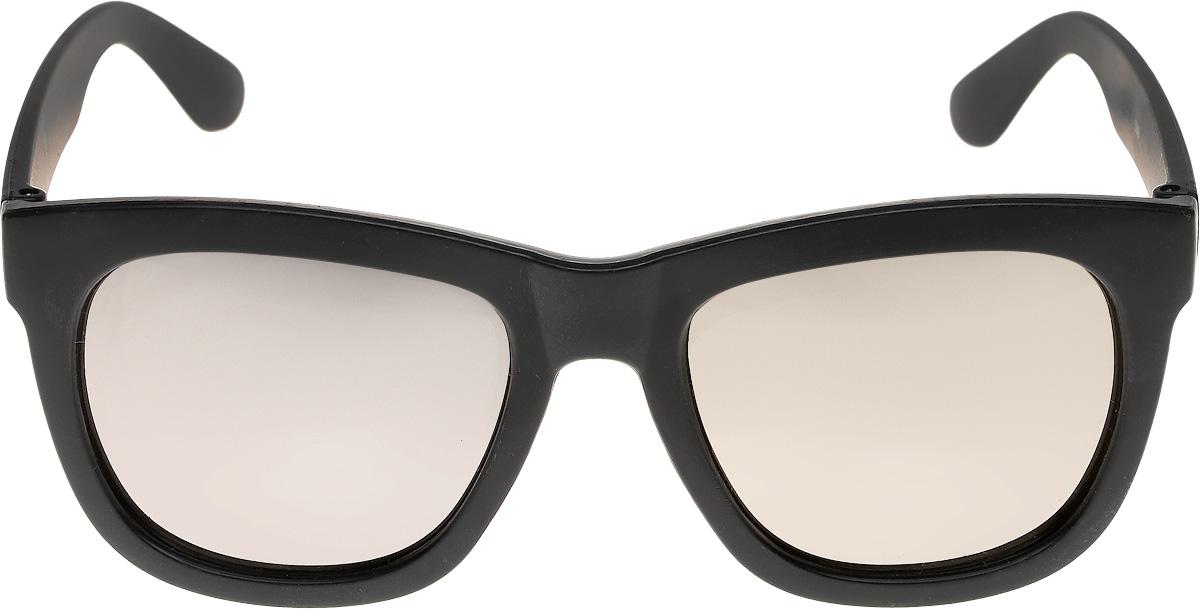 Очки солнцезащитные женские Vittorio Richi, цвет: черный, серебристый. ОС5089/17fINT-06501Очки солнцезащитные Vittorio Richi это знаменитое итальянское качество и традиционно изысканный дизайн.