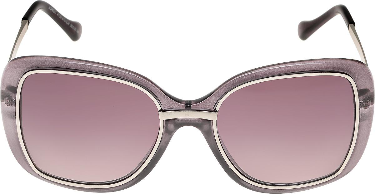 Очки солнцезащитные женские Vittorio Richi, цвет: коричневый. ОС4021c139-673-34/17fBM8434-58AEОчки солнцезащитные Vittorio Richi это знаменитое итальянское качество и традиционно изысканный дизайн.