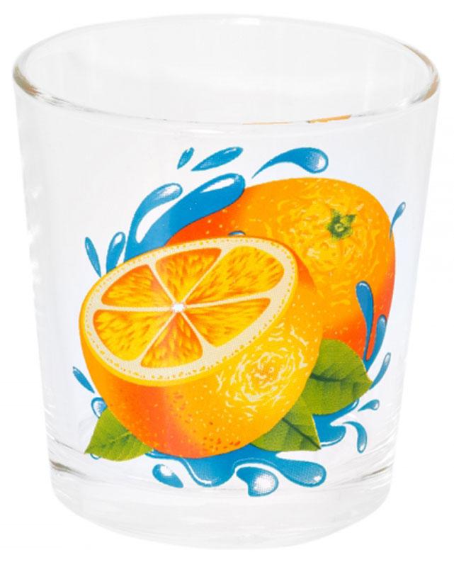 Стакан OSZ Ода. Апельсин, 250 млVT-1520(SR)Стакан OSZ Ода. Апельсин выполнен из высококачественного бесцветного стекла и украшен ярким рисунком. Идеально подходит для сервировки стола.Такой стакан не только украсит ваш кухонный стол, но и подчеркнет прекрасный вкус хозяйки.Диаметр стакана (по верхнему краю): 8 см. Диаметр основания: 6,5 см. Высота стакана: 8,5 см.