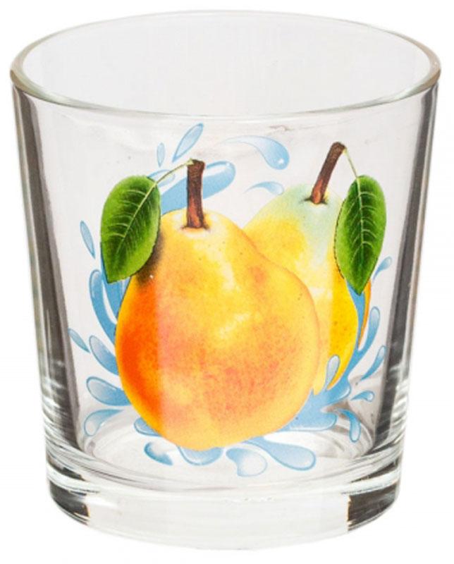 Стакан OSZ Ода. Груша, 250 млVT-1520(SR)Стакан OSZ Ода. Груша выполнен из высококачественного бесцветного стекла и украшен ярким рисунком. Идеально подходит для сервировки стола.Такой стакан не только украсит ваш кухонный стол, но и подчеркнет прекрасный вкус хозяйки.Диаметр стакана (по верхнему краю): 8 см. Диаметр основания: 6,5 см. Высота стакана: 8,5 см.