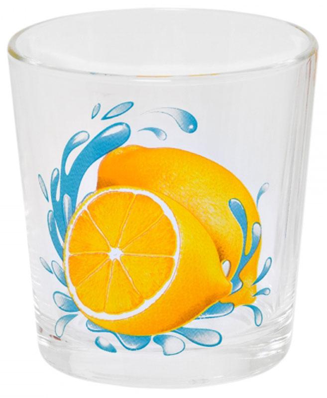 Стакан OSZ Ода. Лимон, 250 млVT-1520(SR)Стакан OSZ Ода. Лимон выполнен из высококачественного бесцветного стекла и украшен ярким рисунком. Идеально подходит для сервировки стола.Такой стакан не только украсит ваш кухонный стол, но и подчеркнет прекрасный вкус хозяйки.Диаметр стакана (по верхнему краю): 8 см. Диаметр основания: 6,5 см. Высота стакана: 8,5 см.