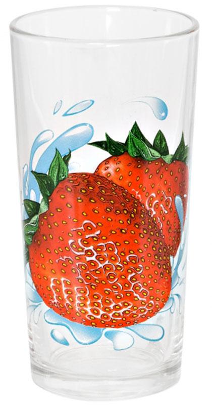 Стакан OSZ Ода. Клубника, 230 млVT-1520(SR)Стакан OSZ Ода. Клубника выполнен из высококачественного бесцветного стекла и украшен ярким рисунком. Идеально подходит для сервировки стола.Такой стакан не только украсит ваш кухонный стол, но и подчеркнет прекрасный вкус хозяйки.Диаметр стакана (по верхнему краю): 6,5 см. Диаметр основания: 5 см. Высота стакана: 12,5 см.