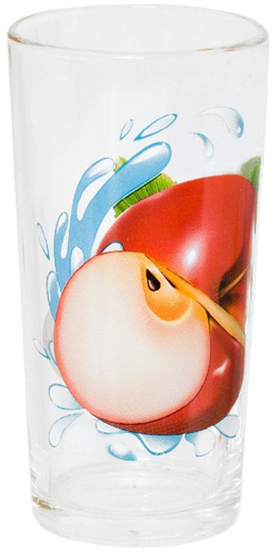 Стакан OSZ Ода. Яблоко красное, 230 мл05C1256-YKKСтакан OSZ Ода. Яблоко красное выполнен из высококачественного бесцветного стекла и украшен ярким рисунком. Идеально подходит для сервировки стола.Такой стакан не только украсит ваш кухонный стол, но и подчеркнет прекрасный вкус хозяйки.Диаметр стакана (по верхнему краю): 6,5 см. Диаметр основания: 5 см. Высота стакана: 12,5 см.