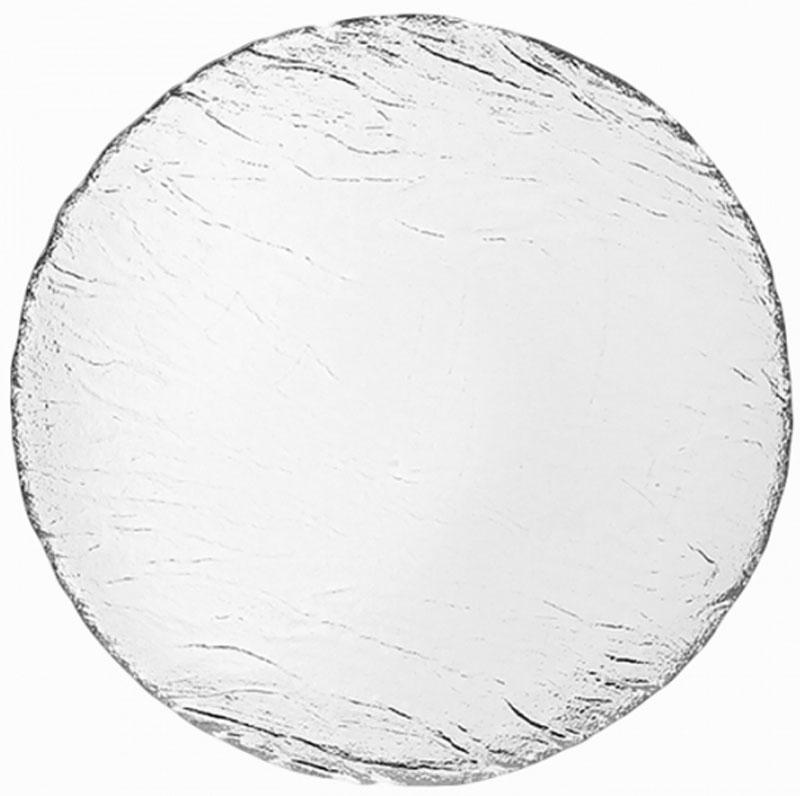 Тарелка десертная OSZ Вулкан, цвет: прозрачный, диаметр 19 см. 16C1890115610Тарелка OSZ Вулкан выполнена из высококачественного стекла и имеет рельефную поверхность. Она прекрасно впишется в интерьер вашей кухни и станет достойным дополнением к кухонному инвентарю. Тарелка OSZ Вулкан подчеркнет прекрасный вкус хозяйки и станет отличным подарком.Диаметр тарелки: 19 см.