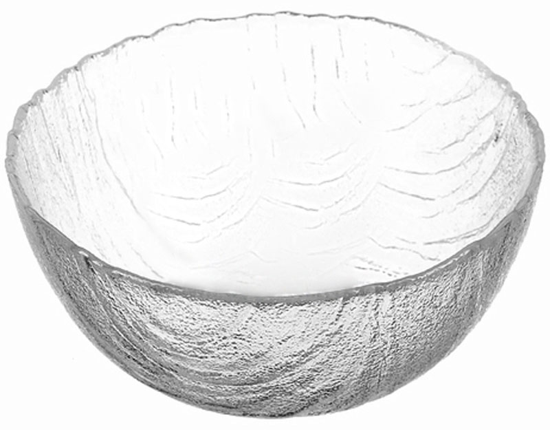 Салатник OSZ Вулкан, диаметр 13 см. 16C1893115510Салатник OSZ Вулкан изготовлен из бесцветногостекла. Идеально подходит длясервировки стола.Салатник не только украсит ваш кухонный стол и подчеркнетпрекрасный вкус хозяйки, но и станет отличным подарком.