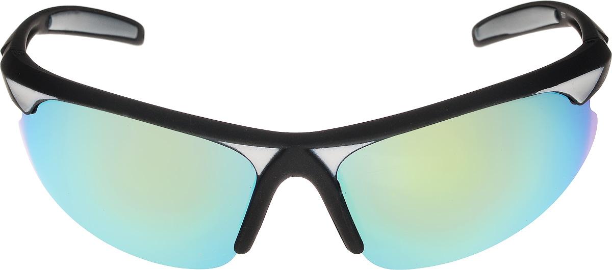 Очки солнцезащитные мужские Vita Pelle, цвет: черный, серый. ОС6037/17fINT-06501Очки солнцезащитные Vita Pelle это знаменитое итальянское качество и традиционно изысканный дизайн.