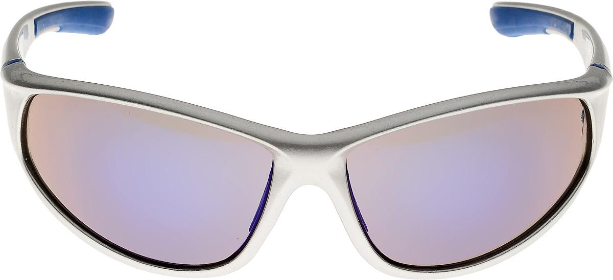 Очки солнцезащитные мужские Vita Pelle, цвет: серый, синий. ОС9002c02/17fINT-06501Очки солнцезащитные Vita Pelle это знаменитое итальянское качество и традиционно изысканный дизайн.