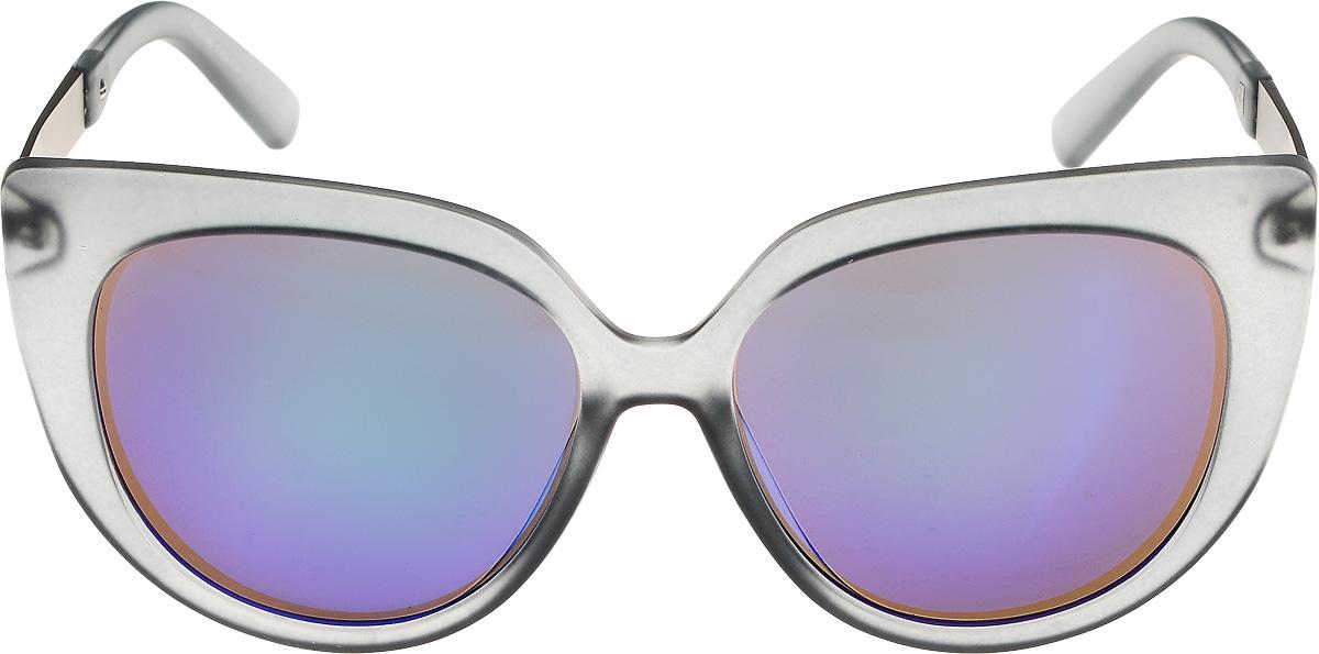 Очки солнцезащитные женские Vita Pelle, цвет: зеленый. ОС9146с168-654-29/17fBM8434-58AEОчки солнцезащитные Vita Pelle это знаменитое итальянское качество и традиционно изысканный дизайн.