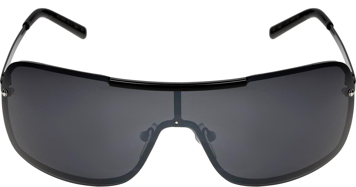 Очки солнцезащитные мужские Vittorio Richi, цвет: черный. ОС13026/17fINT-06501Очки солнцезащитные Vittorio Richi это знаменитое итальянское качество и традиционно изысканный дизайн.