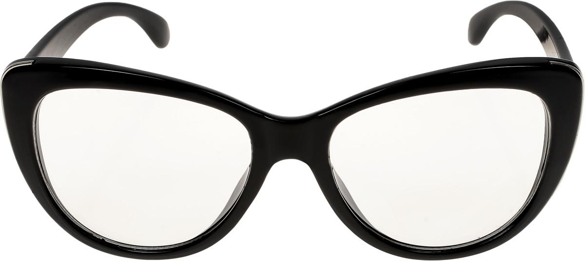 Очки солнцезащитные женские Vittorio Richi, цвет: черный. ОС3061c5/17fINT-06501Очки солнцезащитные Vittorio Richi это знаменитое итальянское качество и традиционно изысканный дизайн.