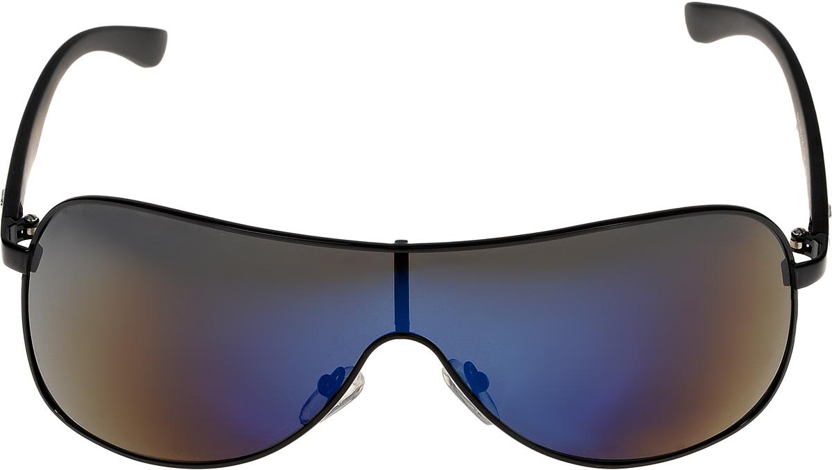 Очки солнцезащитные Vittorio Richi, цвет: черный. ОСVP14с04/17fINT-06501Очки солнцезащитные Vittorio Richi это знаменитое итальянское качество и традиционно изысканный дизайн.