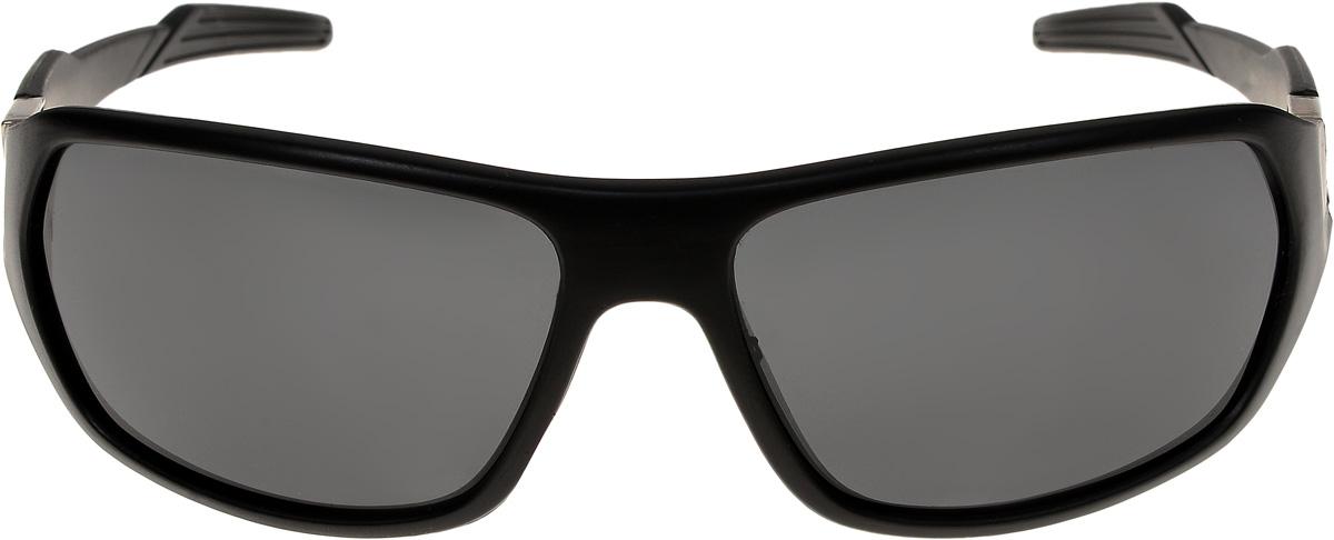 Очки солнцезащитные мужские Vittorio Richi, цвет: черный. ОС8816/17fBM8434-58AEОчки солнцезащитные Vittorio Richi это знаменитое итальянское качество и традиционно изысканный дизайн.