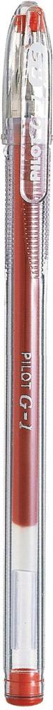 Шариковая ручка с гелевым типом чернил. Обеспечивает четкий цвет и очень мягкое письмо.У ручки сменный стержень с наконечником из нержавеющей стали.