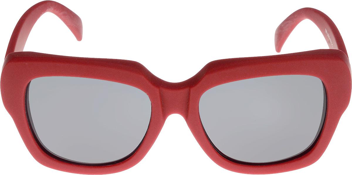 Очки солнцезащитные женские Vita Pelle, цвет: красный. ОС1091с5/17fINT-06501Очки солнцезащитные Vita Pelle это знаменитое итальянское качество и традиционно изысканный дизайн.