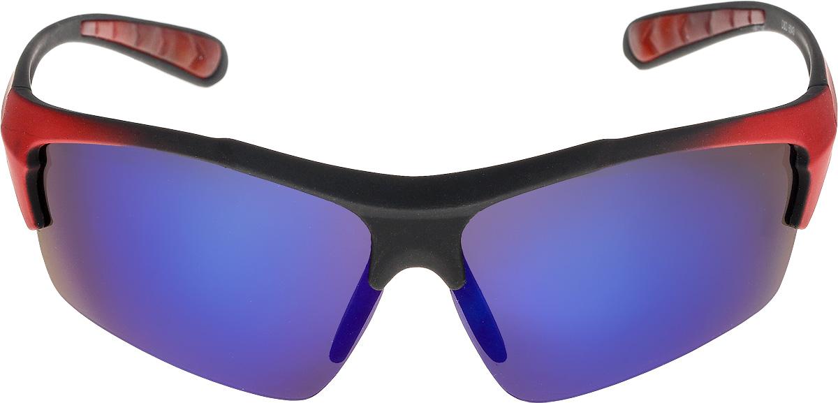 Очки солнцезащитные мужские Vita Pelle, цвет: красный, синий. ОС6043/17fINT-06501Очки солнцезащитные Vita Pelle это знаменитое итальянское качество и традиционно изысканный дизайн.