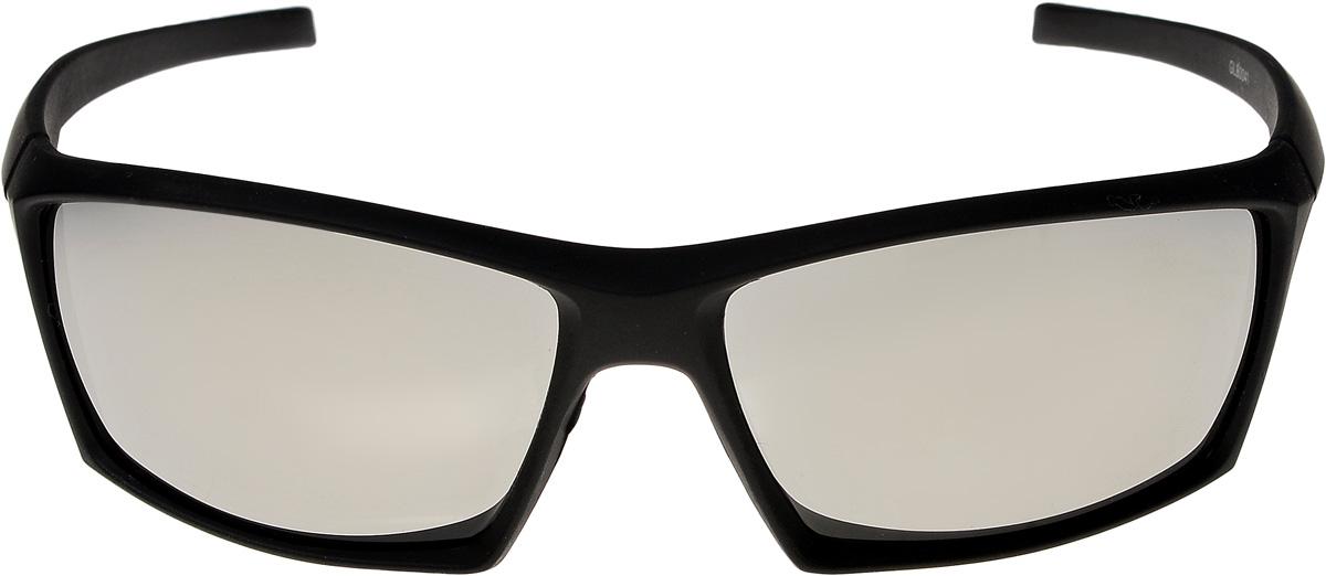Очки солнцезащитные мужские Vittorio Richi, цвет: черный. ОС80041-1/17fBM8434-58AEОчки солнцезащитные Vittorio Richi это знаменитое итальянское качество и традиционно изысканный дизайн.