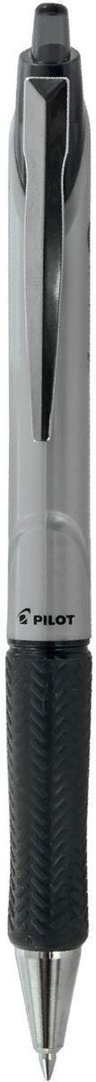 Pilot Ручка шариковая Acroball цвет корпуса черный серый72523WDАвтоматическая шариковая ручка нового поколения.Надежный многоразовый выдвижной механизм. Для удобного захвата пальцами ручка оснащена текстурированным упором из гигроскопичной резины. Еще более плавное и мягкое письмо данной модели достигается за счет инновационных чернил, имеющих масляную основу повышенной вязкости.Идеальное сочетание стиля и комфорта.