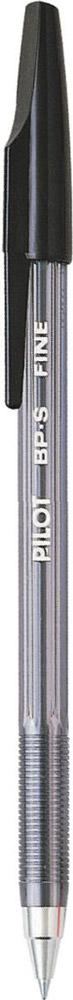 Pilot Ручка шариковая BP-S цвет чернил черный90510Шариковая ручка со сменным стержнем, выполненная в классическом дизайне. Чернила на масляной основе. Корпус ручки тонирован в цвет чернил.Ручка гарантирует надежное и легкое письмо.